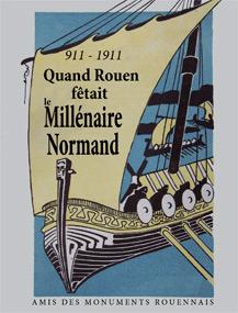 1911. Millénaire de la Normandie. Rouen1911